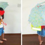 120cm(ランドセル)-50cm傘