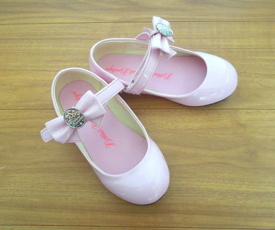 ビビディバビディブティック靴