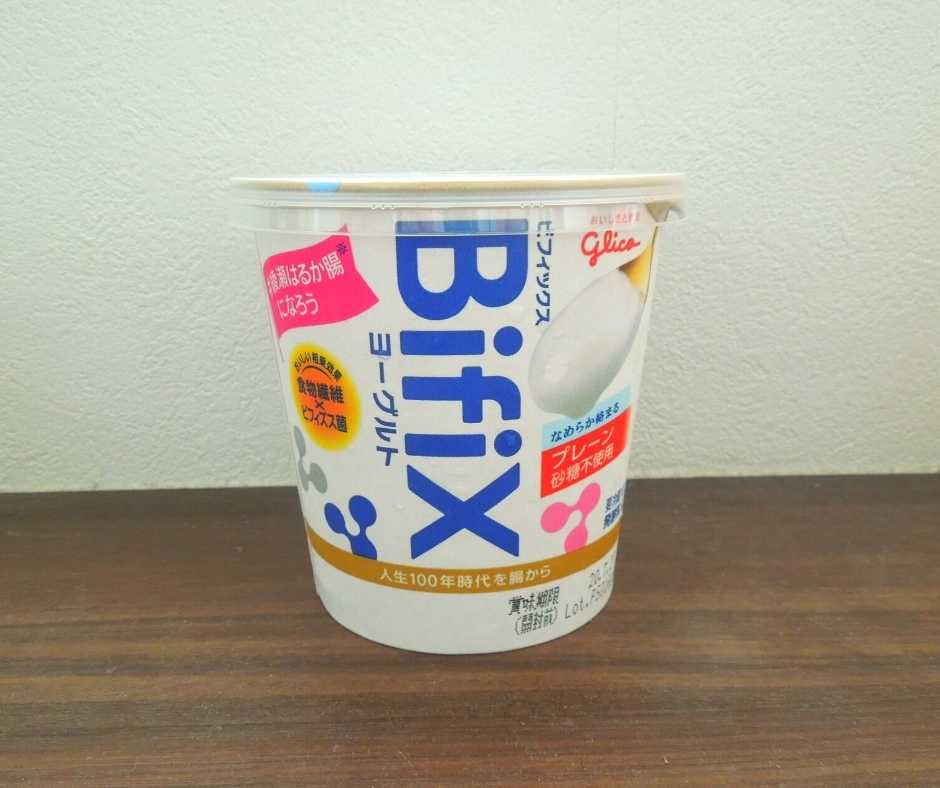 BifiX ヨーグルト