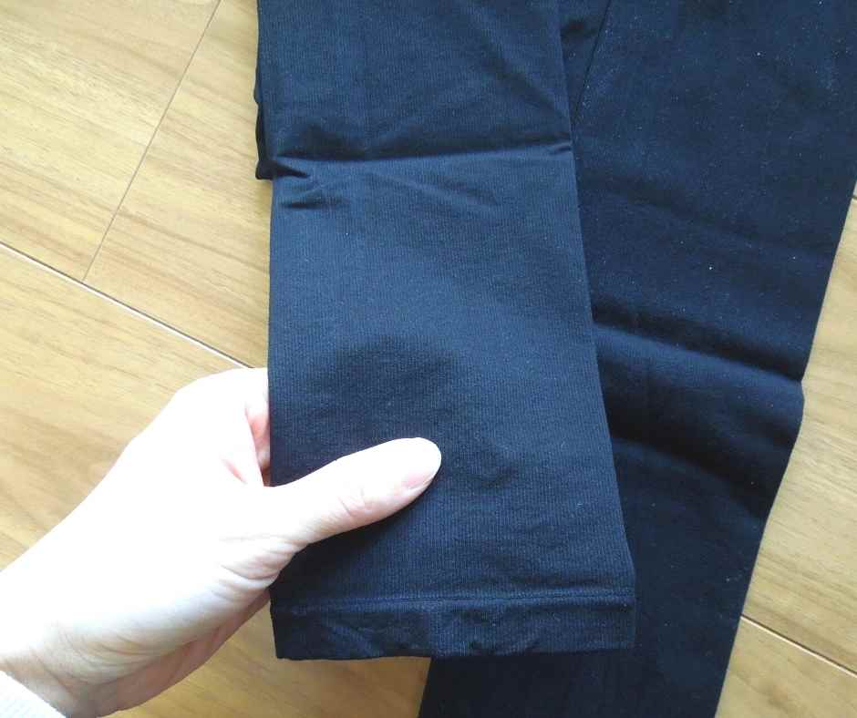 プレミアムスリムスキニーレギンスは純日本製で高品質