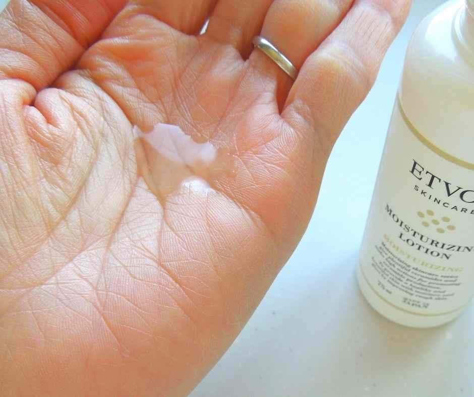 エトヴォス 化粧水(モイスチャライジングローション)の使用感