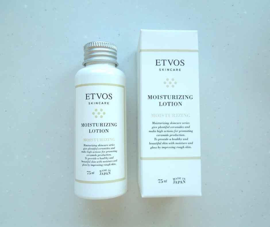 エトヴォス 化粧水(モイスチャライジングローション)